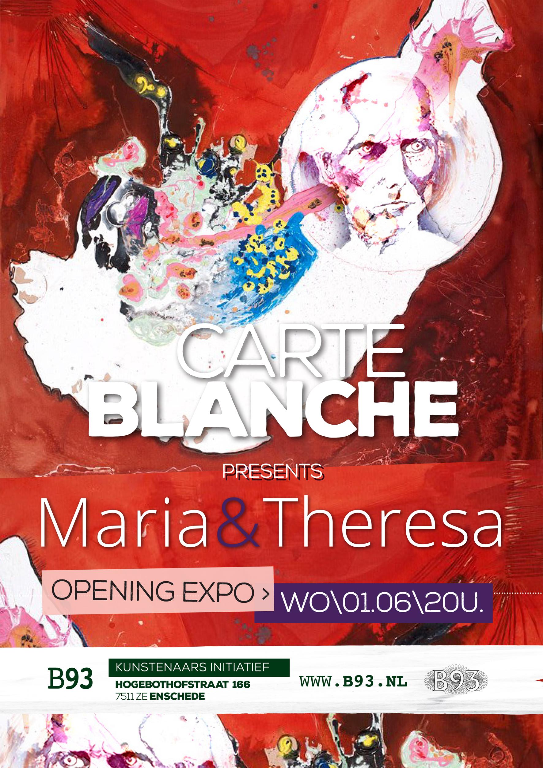Carte Blanche – Maria & Theresa