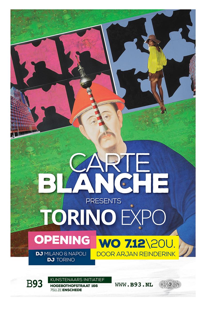 Carte Blanche – Torino Expo
