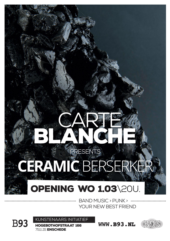 Carte Blanche – Pablo Hulshof