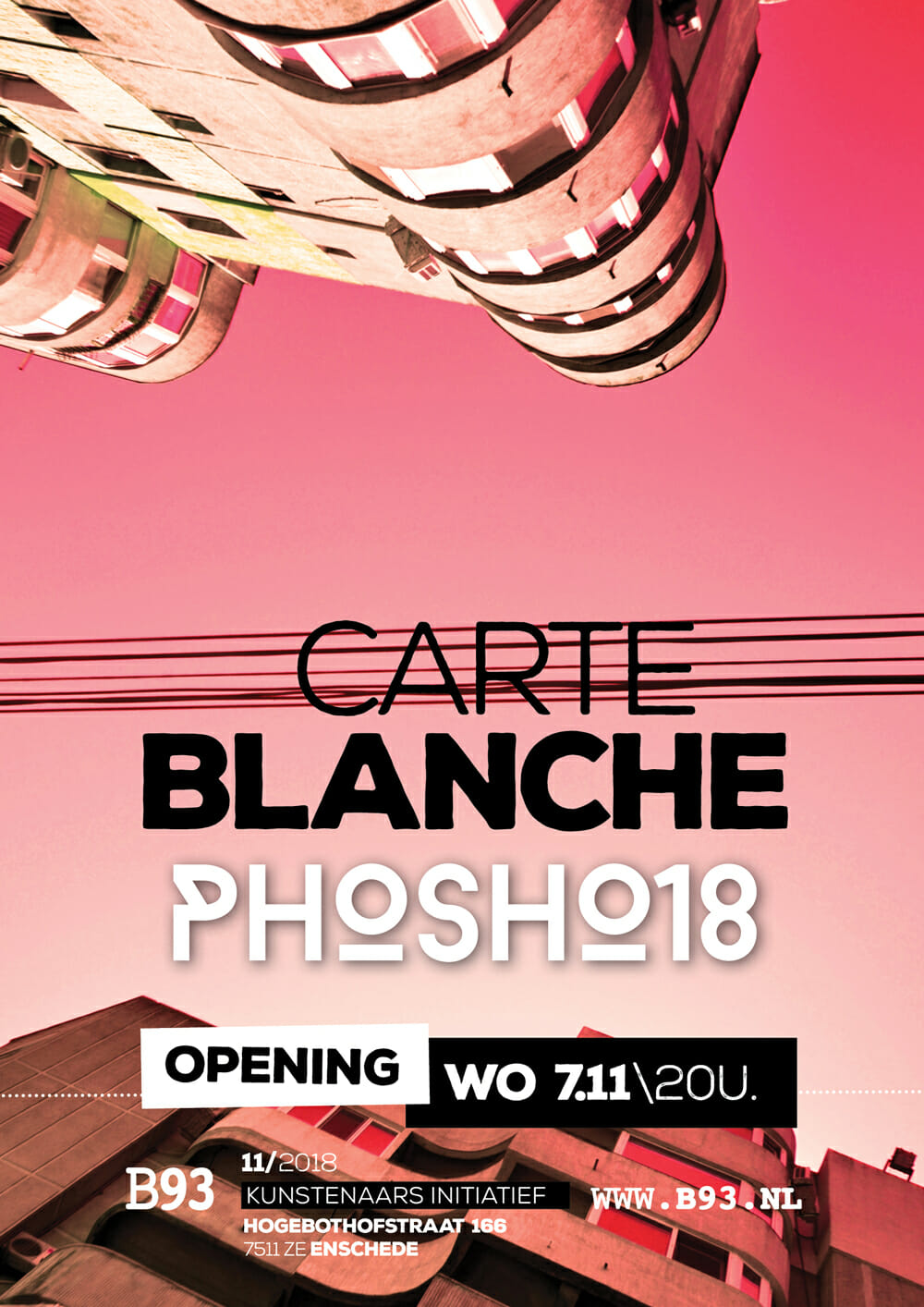 Carte Blanche – PHOSH018
