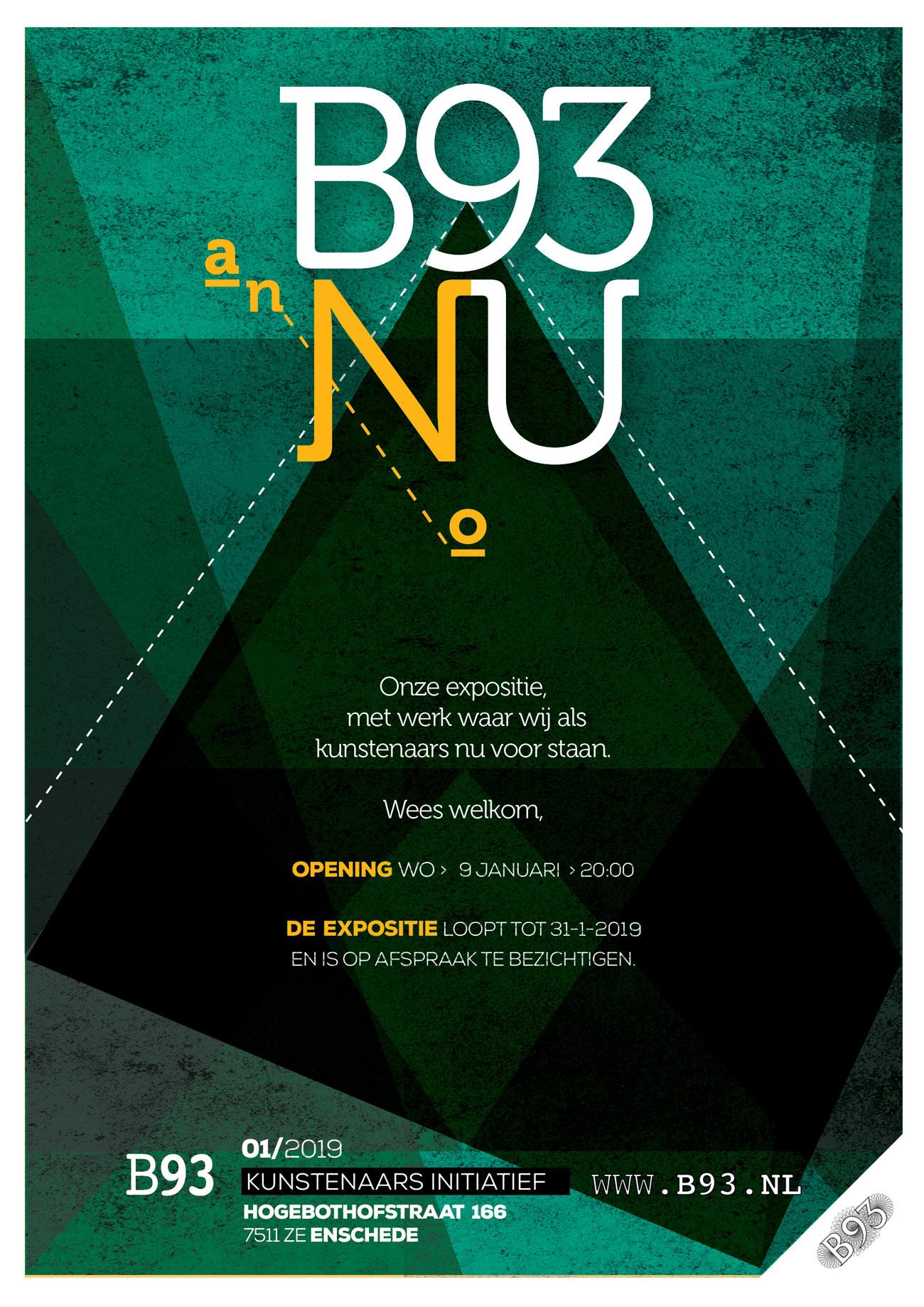 Carte Blanche – B93 NU