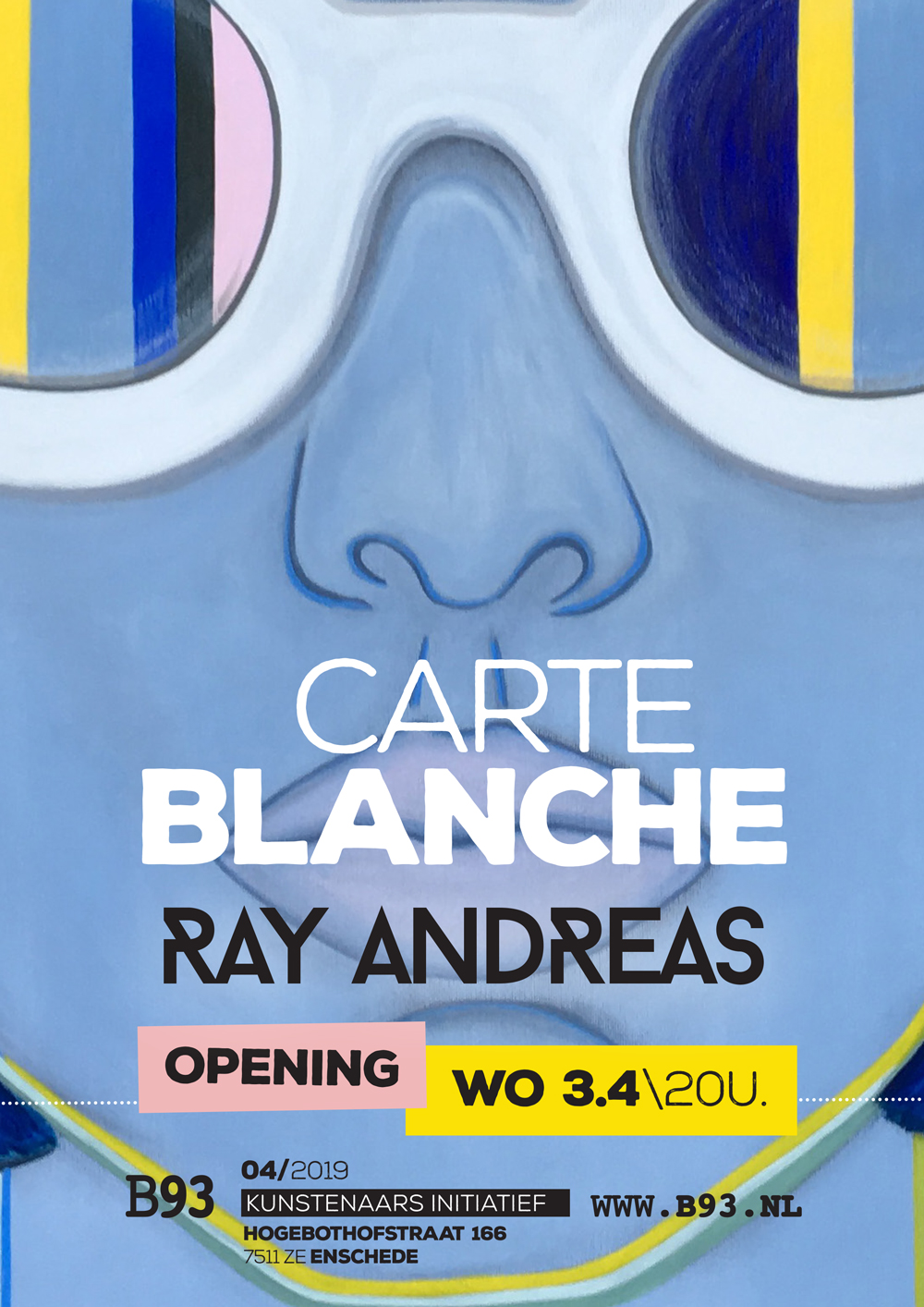 Carte Blanche – Ray Andreas